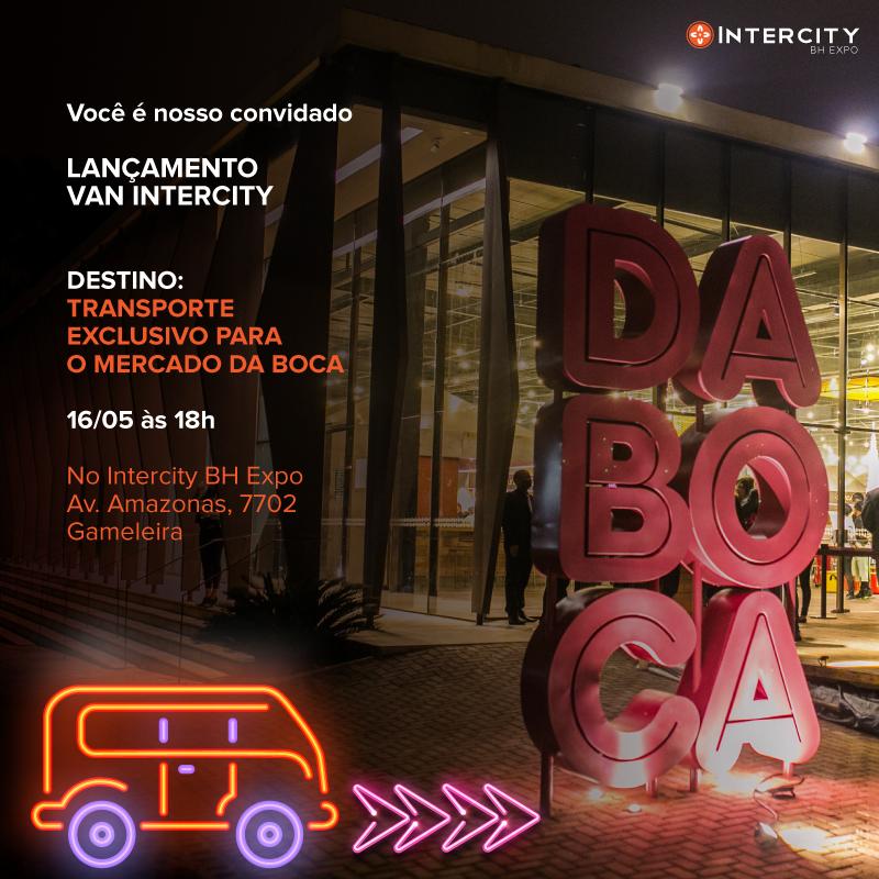 Van Intercity - última versão